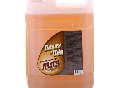 ВОЛГА-ОЙЛ Гидравлическое масло марки ВМГ3 10л Mineral oil