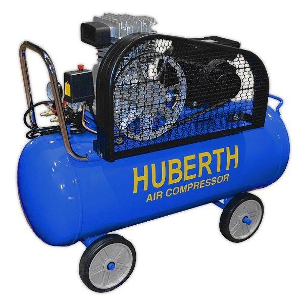 HUBERTH Компрессор воздушный , ресивер 100 литров, 420 л/мин, 220 Вольт
