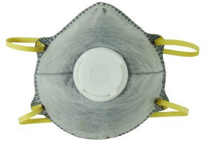РУССКИЙ МАСТЕР Респиратор для защиты органов дыхания с клапаном FFP1 PM-93277