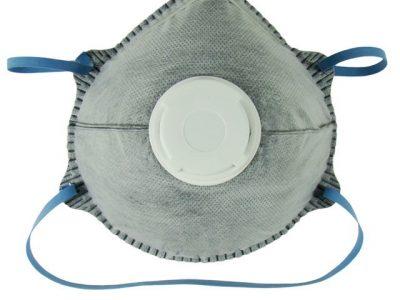 РУССКИЙ МАСТЕР Респиратор для защиты органов дыхания с клапаном FFP2 PM-93291