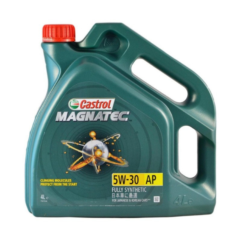CASTROL Моторное масло Magnatec AP SAE 5w30 4л Full-synthetic