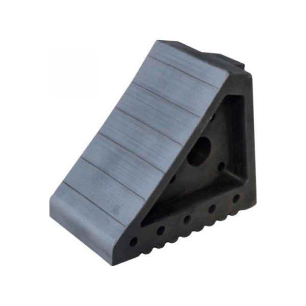 WIEDER KRAFT Противооткатный упор (башмак) резиновый для грузовых автомобилей, 1шт.