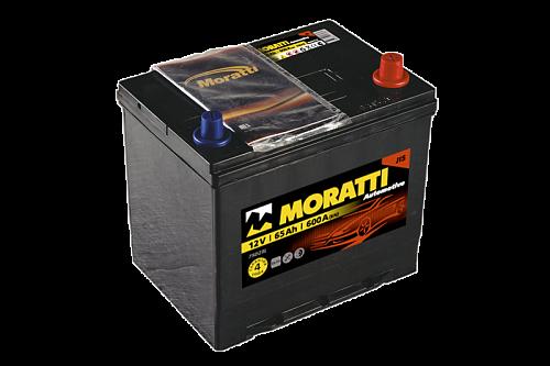 MORATTI Аккумуляторная батарея автомобильная  65 A/h обратная полярность Asia 540А
