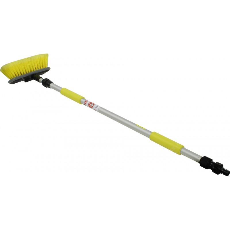 АВТОСТОП Щетка для мытья телескопическая с мягкой ручкой 75-130 см