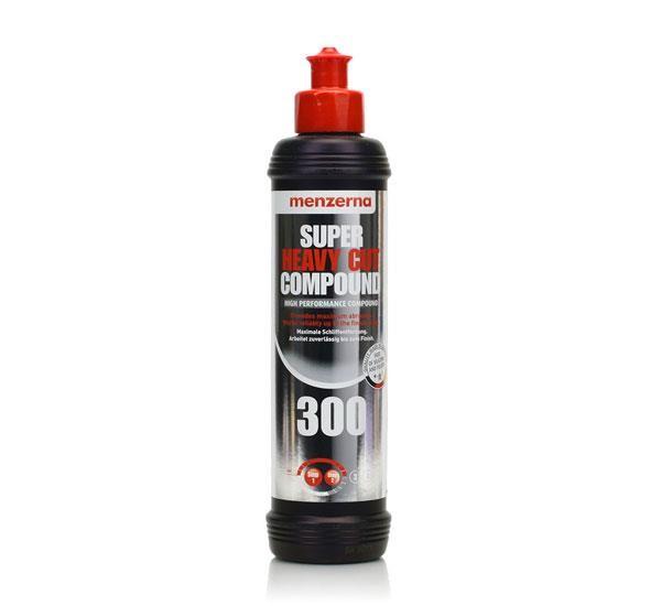 MENZERNA Высокоабразивная полировальная паста Super Heavy Cut Compound 300, 0,25л