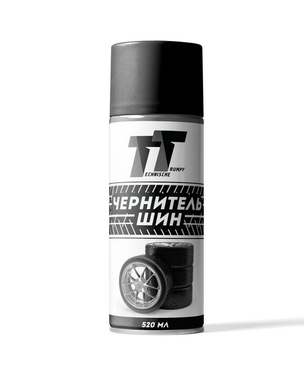 TT Чернитель шин, 0,52л