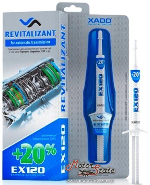 XADO Гель для дизельного двигателя, 0,008л