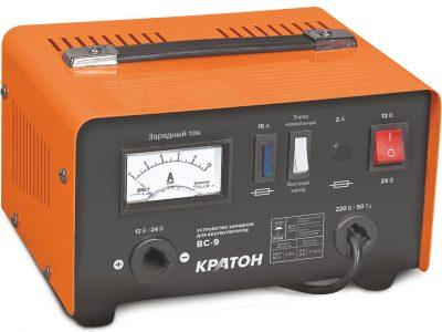 КРАТОН Зарядное устройство BC-9