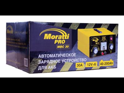 MORATTI Зарядное устройство PRO MBC-30A