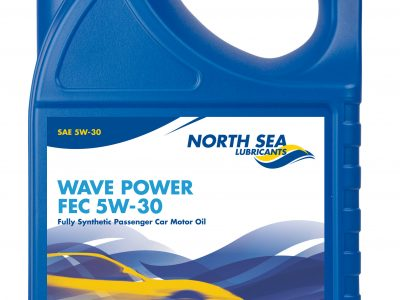NORTH SEA Моторное масло WAVE POWER PERFORMANCE LL SAE 5w30 4л Full-synthetic