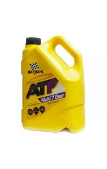 BARDAHL Трансмиссионное масло АКПП ATF Multi 7 Gear 5л Full-synthetic