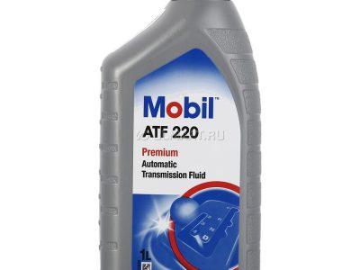 MOBIL Трансмиссионное масло АКПП ATF 220 1л Mineral oil