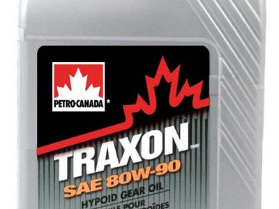 PETRO CANADA Трансмиссионное масло МКПП Traxon SAE 80w90 1л Mineral oil