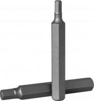 JONNESWAY Вставка-бита 10 мм DR шестигранная, H12, 75 мм