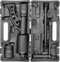 THORVIK Гайковерт ручной механический удлиненный 1″DR, 3800 Nm и головки торцевые 1″DR 32 мм, 33 мм