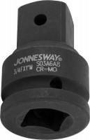 JONNESWAY Переходник для ударного инструмента 3/4″DR(F)*1″DR(M)