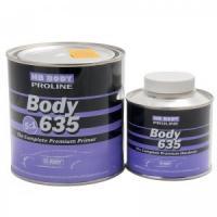 HB BODY PROLINE Грунт 635 5:1 Серый 0,8л + отвердитель 635 0,16л