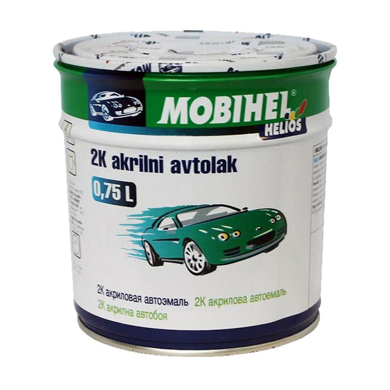 MOBIHEL Автоэмаль акриловая 420 Балтика, 0,75л