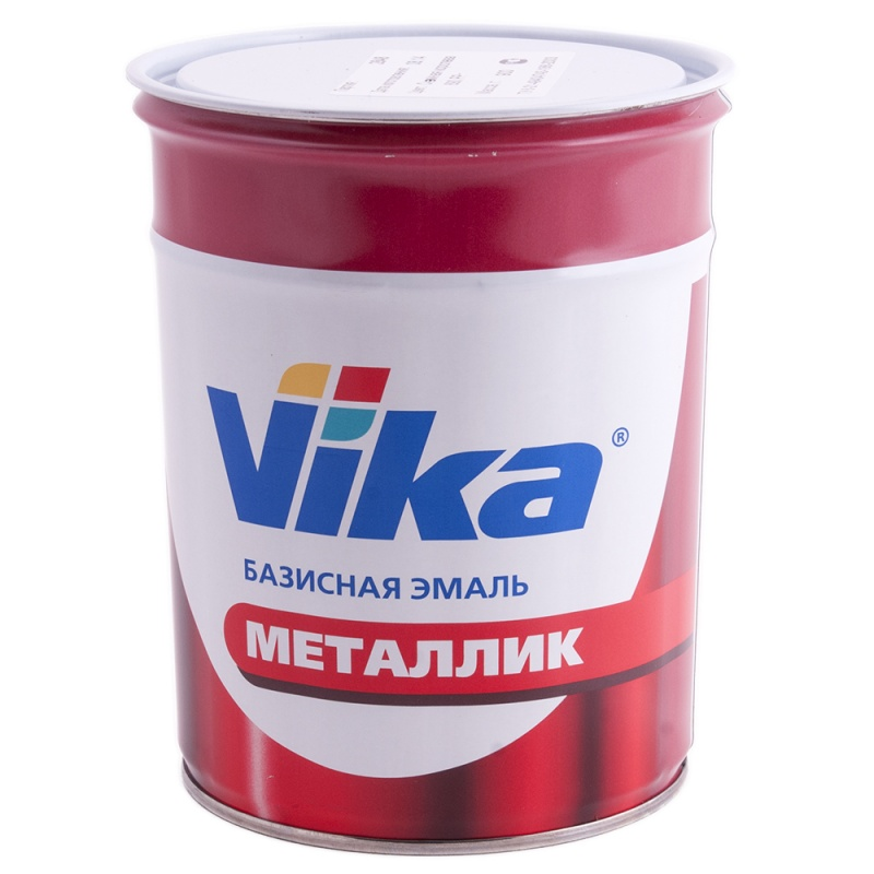 VIKA Автоэмаль металлик 482 Черника, 0,90кг