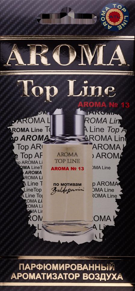 AROMA TOP LINE Ароматизатор по мотивам Hugo Boss Baldessarini