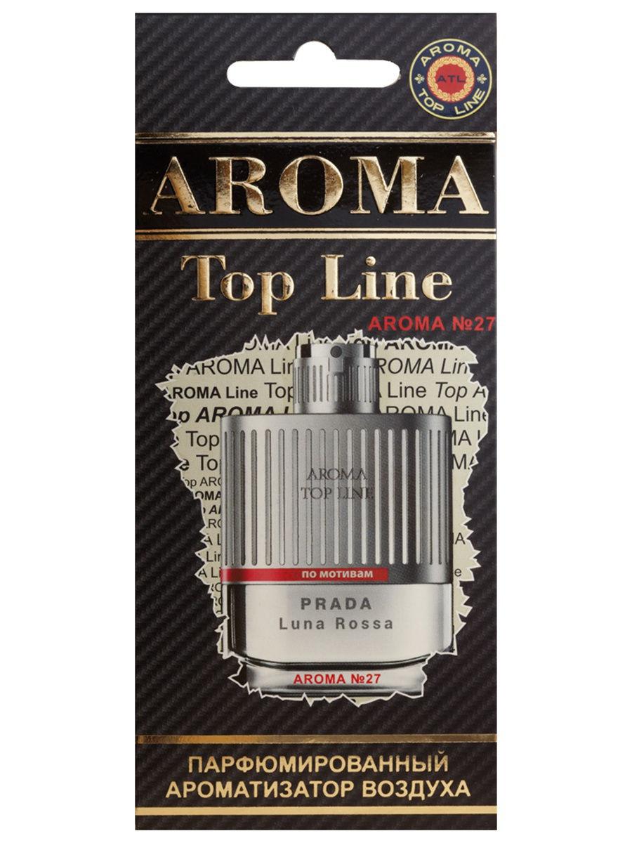 AROMA TOP LINE Ароматизатор по мотивам Prada Luna Rossa