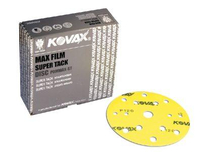 KOVAX Абразивный круг Max Film 15 отверстий 152 мм, P180