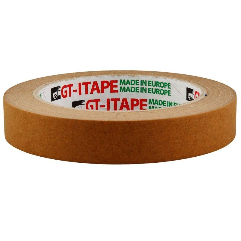 ITAPE Скотч бумажный коричневый 19 х 40мм