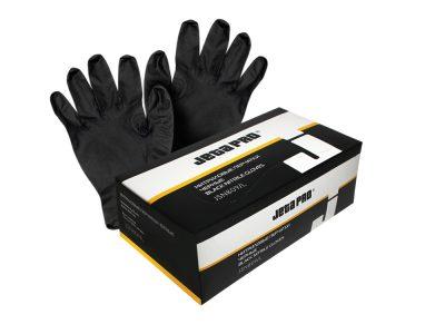 JETA PRO Перчатки нитриловые, черные, размер XXL (пара)