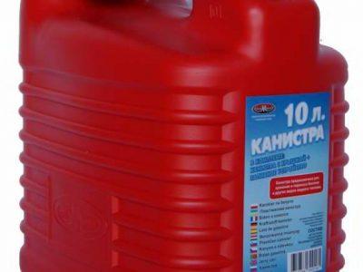МАМОНТ Канистра полипропиленовая с носиком-лейкой 10л