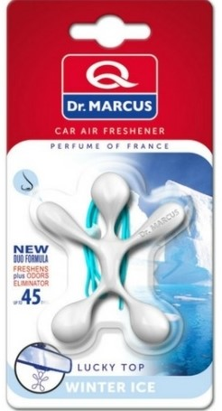 DR.MARCUS Ароматизатор Lucky Top Winter Ice