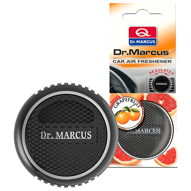 DR.MARCUS Ароматизатор Speaker Shaped Grapefruit