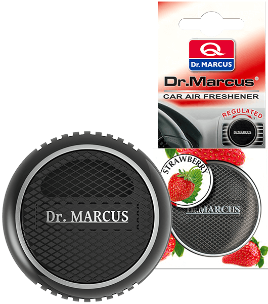 DR.MARCUS Ароматизатор Speaker Shaped Strawberry