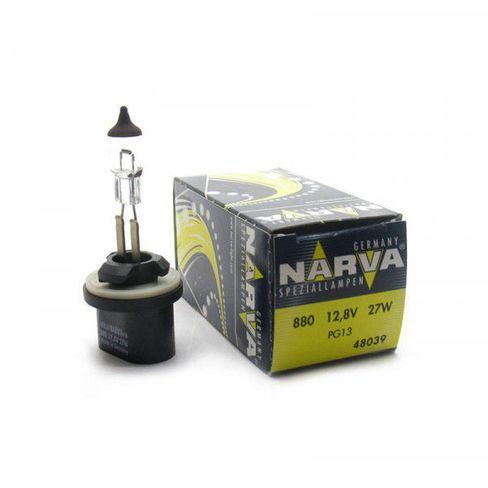 NARVA  Лампа автомобильная №880 H27W PG13 12V Halogen