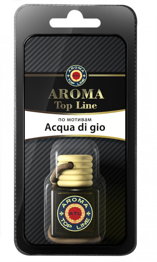 AROMA TOP LINE Ароматизатор подвесной флакон по мотивам Opulent Shaik 33