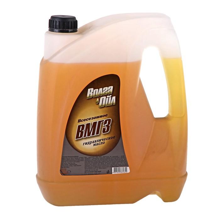 ВОЛГА-ОЙЛ Гидравлическое масло марки ВМГ3 5л Mineral oil