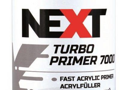 NOVOL NEXT Грунт акриловый БЫСТРЫЙ белый Turbo Primer 7000 0,8 л + отвердитель H7900 0,2 л