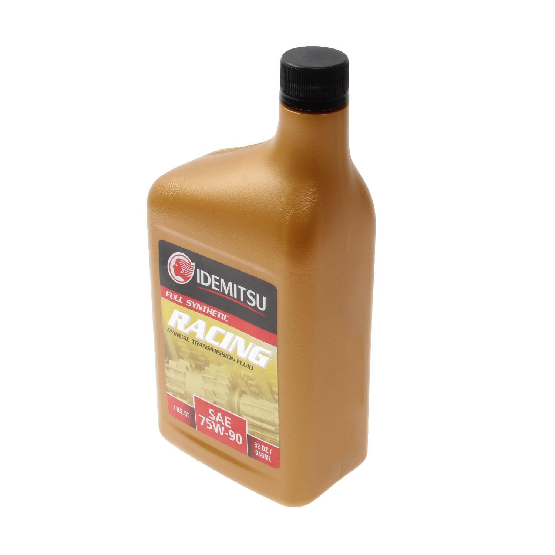 IDEMITSU Трансмиссионное масло RACING GEAR OIL 75w90 0,946л Full-synthetic