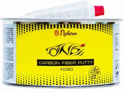 ОНБ Шпатлевка Carbon Fiber Putty 1,8 кг + отвердитель 0,045гр