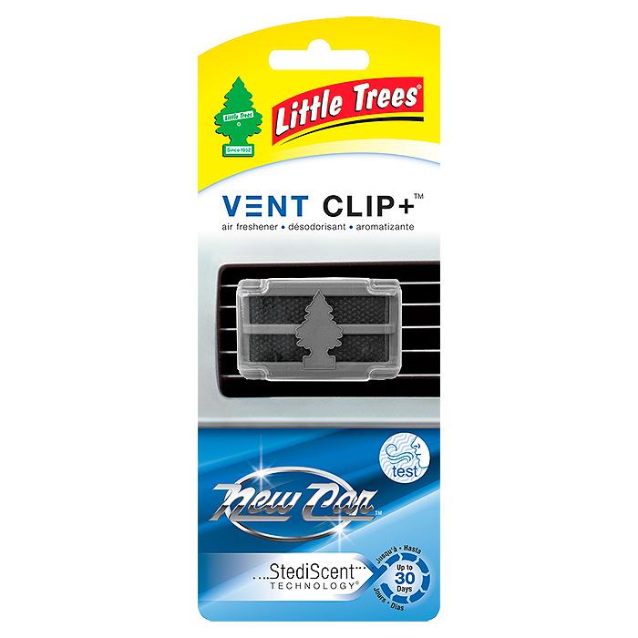 LITTLE TREES Ароматизатор CAR FRESHNER для дефлектора Новая машина Клип+