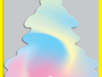 LITTLE TREES Ароматизатор ёлочка Сладкая вата / Cotton Candy