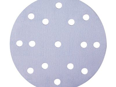 MIRKA Абразивный круг Q.SILVER 15 отверстий 150 мм, Р150