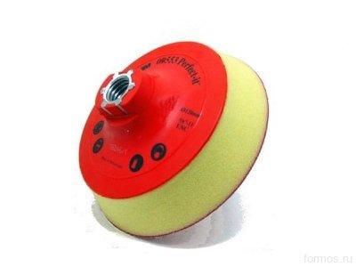 3M Оправка для фетровых полировальных кругов мягкая, 125 мм, М14, 5 шт./уп.