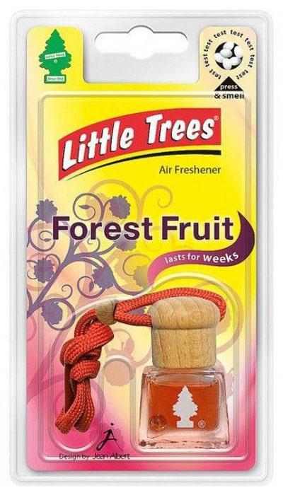 LITTLE TREES Ароматизатор подвесной жидкостной «Bottle Лесные ягоды»