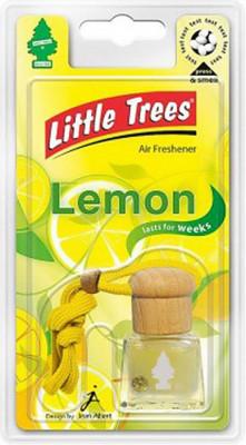 LITTLE TREES Ароматизатор подвесной жидкостной «Bottle Свежесть лимона»