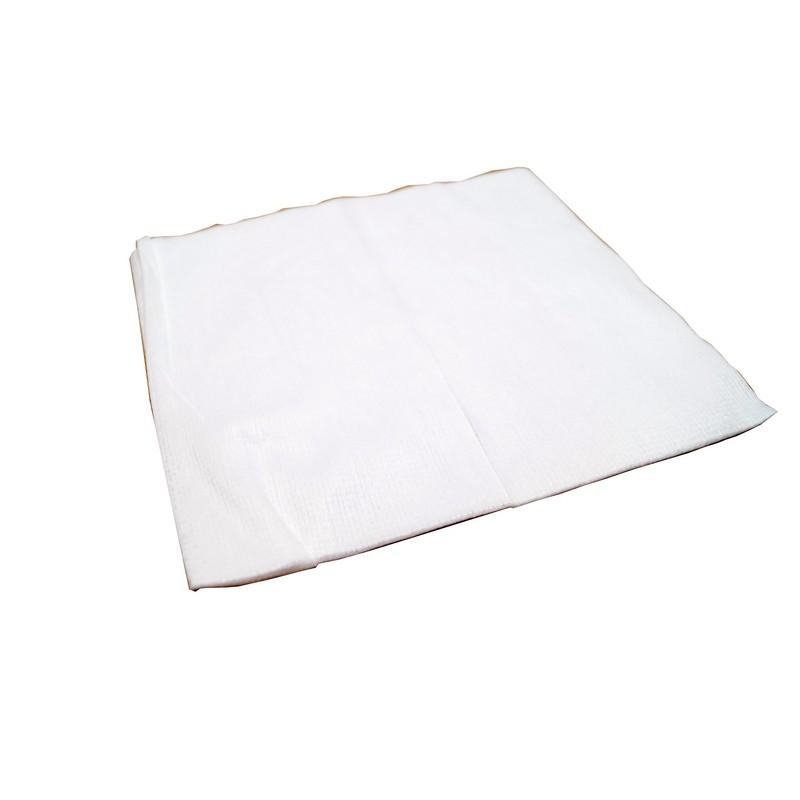 HOLEX Салфетка полировальная универсальная одноразовая полиэфир/вискоза белая 40 х 38см