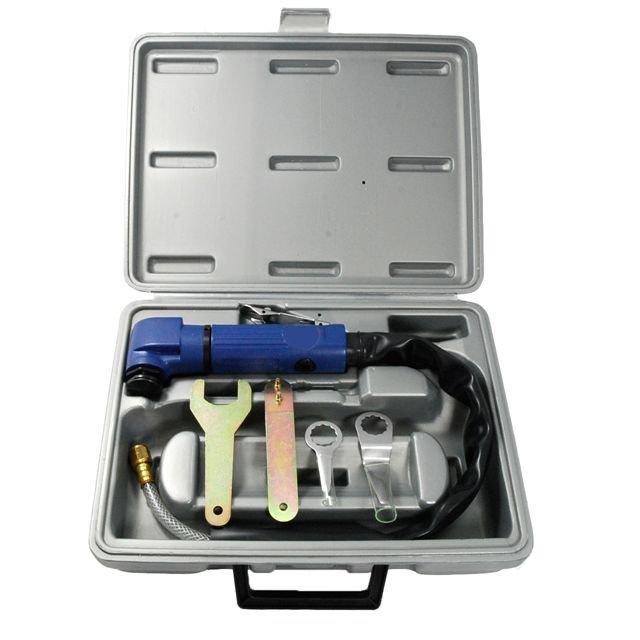 HOLEX Нож пневматический для демонтажа вклеенных автостекол в кейсе