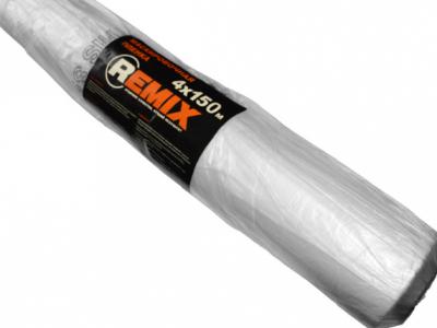 REMIX Укрывная пленка 9 мкм, 4м х 150м