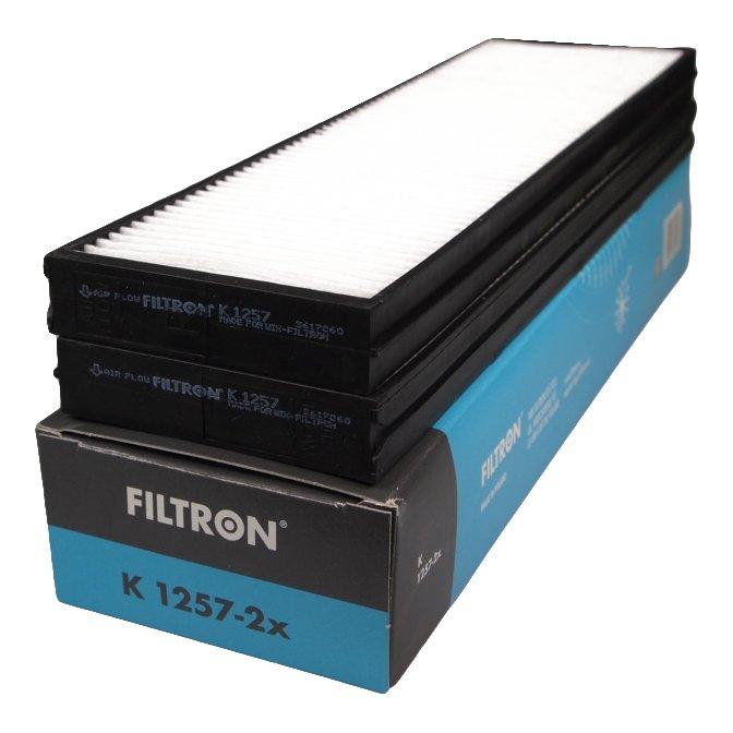 FILTRON Фильтр салона K 1257-2X