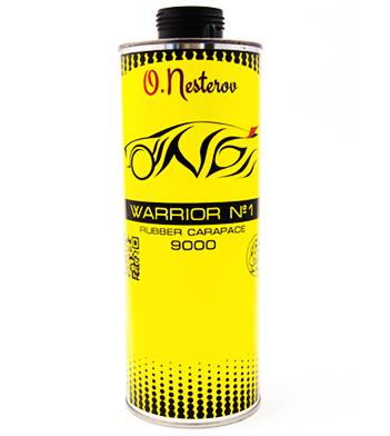 ОНБ Антигравий Warrior Rubber Carapace, черный, 1кг