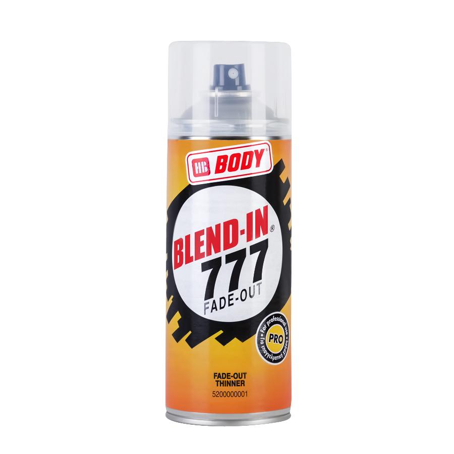 HB BODY Растворитель 777 Blend-In для переходов 0,4 л